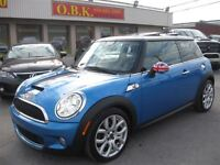 2009 MINI COOPER S TOIT OUVRANT-PANORAMIQUE-CUIR-MAGS