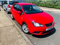 2015 SEAT Ibiza 1.4 16v Toca 5dr. Only 32k Runned. LOW PRICE 4 URGENT MONEY. £2600 SAVING. BEST BUY