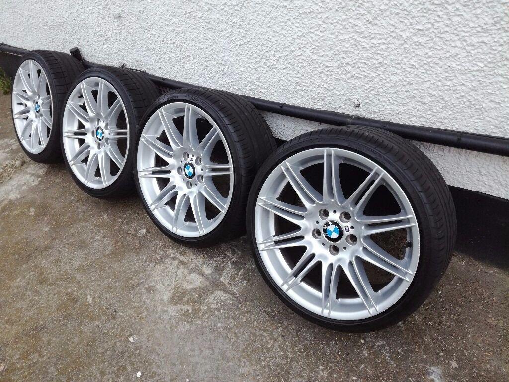 BMW E93 E92 MV4 M Sport genuine 19 alloys