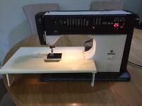 Husqvarna Viking 6690 electronic sewing machine warranted