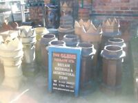 Chimney pot Crown Chimney pot Reclaimed Large Selection