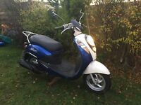 2008 Sym Mio 100 Scooter, Moped, Full MoT