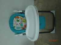 Cosatto baby highchair