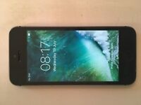 iPhone 5S 16Gb Space Grey good conditionminor scratches unlocked. Free charging cable included