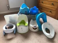 Potty collection