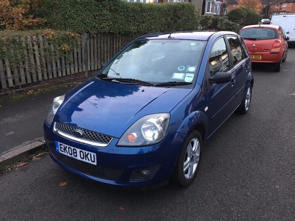 2008 ford fiesta 1 4 zetec climate for sale just serviced and with 12 months mot