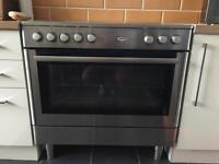 Flavel Electric Range Cooker 90cm wide