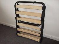 Portable (Brand new) foldable single (Heavy Duty) bed £40.00