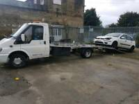 SCRAP CARS BOUGHT FOR CASH 07411147032
