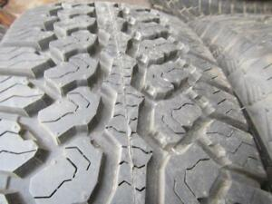4---225/70R16 MotoMster Total Terrain---like new