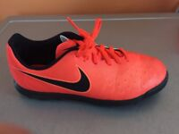 Nike Magista Ola Astro Turf Trainers Junior **Used but in very good condition** UK Size 3