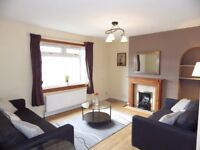 1 bedroom fully furnished main door lower villa to rent on South Gyle Mains, Edinburgh