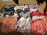Huge 0-3 girls bundle