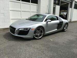 2008 Audi R8 4.2 Coupe! Only 37000kms!!