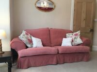 2 x Large 3 seater Sofas in very good condition