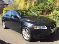 VOLVO S40 SE D 6 SPEED TURBO DIESEL FULL MOT NO ADVISORIES FULL SERVICE HISTORY IMMACULATE CONDITION