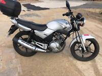Yamaha ybr 125 7000miles