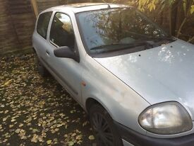 Renault Clio, Cheap car. Perfect engine