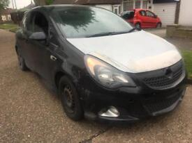 VAUXHALL CORSA 1.0 PETROL VXR NURBURING EDITION REPLICA SPARES OR REPAIRS NEEDS TLC STARTS AND MOVES