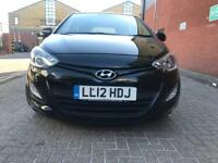 Hyundai i20 1.4 Active Automatic 5dr Black 38K Mileage Part Ex welcome