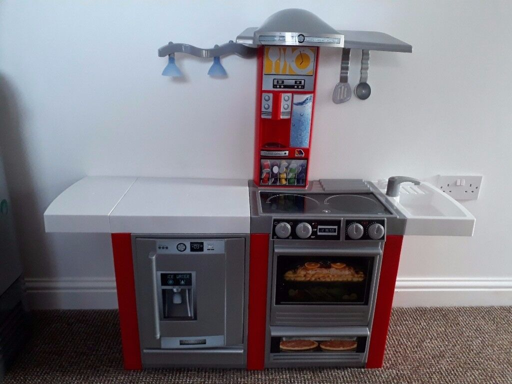 Molto Master Electronic KItchen with Lights! Used, but good condition £20.00