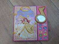 Disney Princess Magic Mirror Song Book - Children's Book - Present