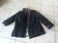 Barbour wax jackets