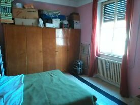 Milan (Italy) Double room to rent, week end or short time