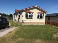 CHALET FOR RENT, KINTORE,ABERDEENSHIRE immaculate cond,fully furnished, 2double bedrooms. D/G, GSH