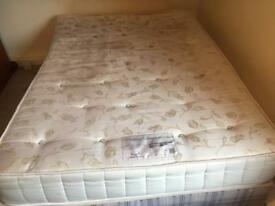 *******SOLD*******Double bed and mattress