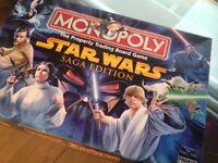 Monopoly - Star Wars Saga Edition