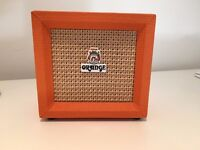 Orange Micro Crush Amp (power lead and jack included)