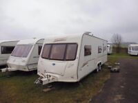 2005 BAILEY SENATOR CAROLINA 6 BERTH CARAVAN