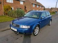 Audi a4 1.9tdi ESTATE