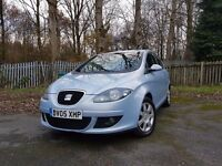 Seat altea 1.9tdi long mot one owner A/C (golf audi)