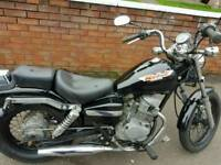 Great 125 bike for sale - readvertised due to time waster