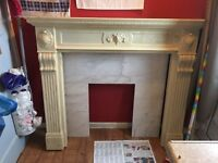 Marble Fire Place Surround