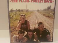 The Clash - Combat Rock - 1982 - CBS85570 - Poster Included