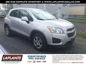 2014 Chevrolet Trax 1 Owner+Bluetooth