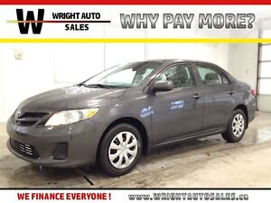 2013 Toyota Corolla CE| BLUETOOTH| POWER LOCKS/WINDOWS| A/C| 72,