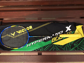 Victor Hypernano X 800 Power Ltd Edition Badminton Racket
