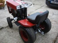 tractor bolens model 1250 petrol engine full drive ready to go or swap for van