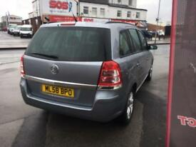 Vauxhall Zafira 1.6 Exclusiv *** ONLY 77,000 MILES! ***