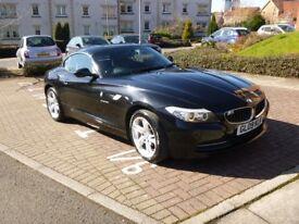 BMW Z4 (E89) 23i sDrive Only 43k Miles FSH. Convertible.