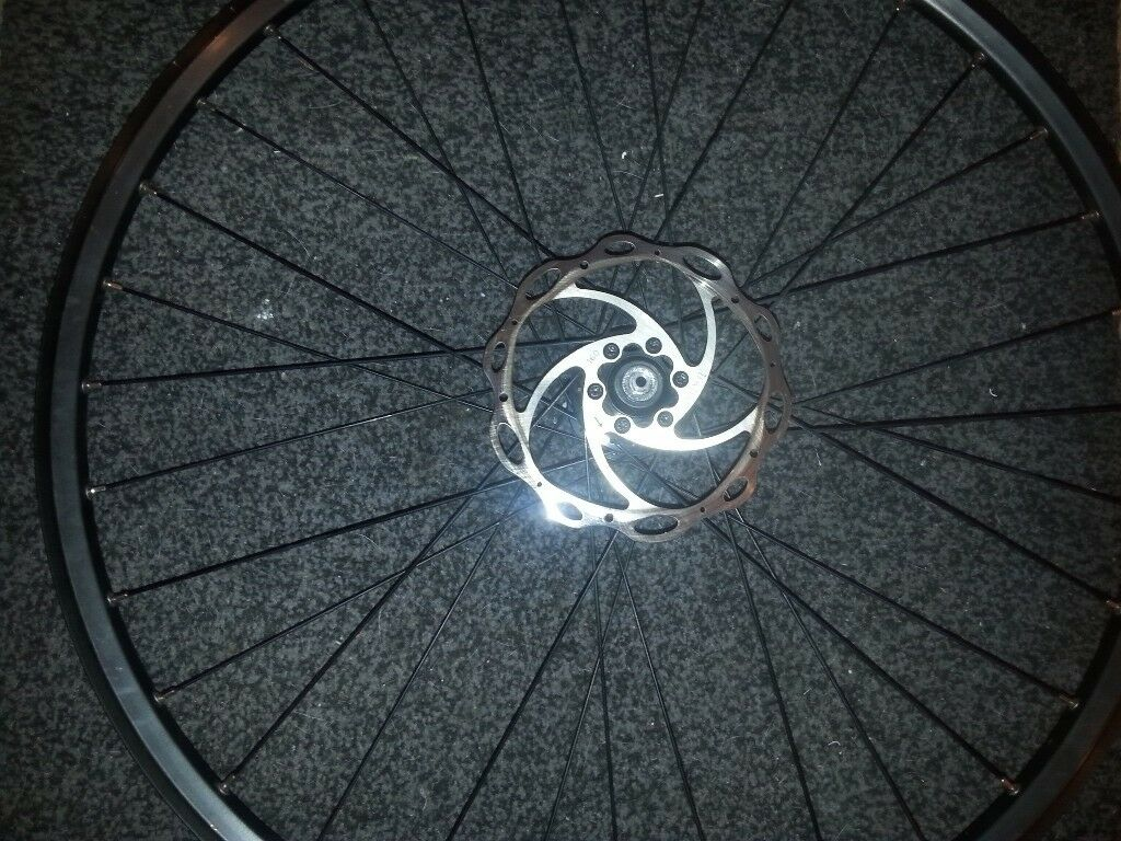 Mavic front disc wheel