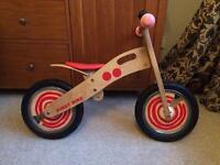 Balance Bike - never used