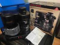 Morphy Richards Barista Coffee Machine - Brand New