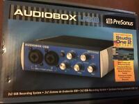 Presonus Audio Box USB Audio Interface