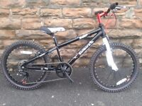 """New Dawes Bullet Boys Bike - 20"""" Aluminium - RRP £229"""