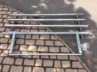 Vauxhall vivaro roof bars